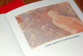 Shelagh Atkinson - Ian Hamilton Finlay (photosilkscreen)