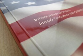 British American Project - Annual Conference Biogs Book