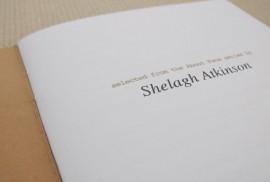 """Shelagh Atkinson - """"Face It"""" title page"""