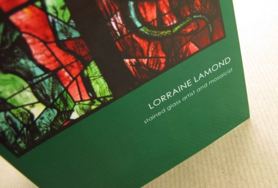 Lorraine Lamond - Stained Glass Artist