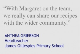 Anthea Grierson - Quote