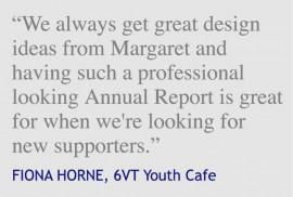 Fiona Horne - Quote