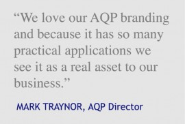 Mark Traynor - Quote