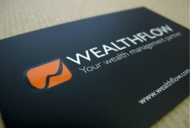 Wealthflow LLP - Business Cards