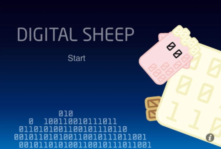 Digital Sheep big